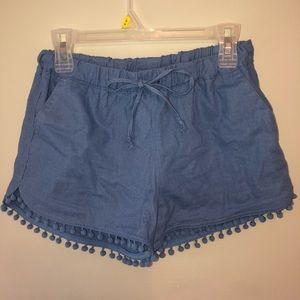 J-Crew shorts